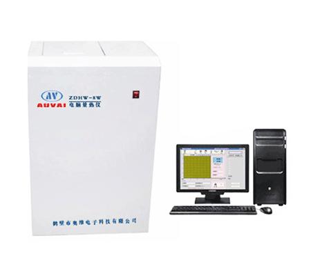 电脑量热仪ZDHW-8W型