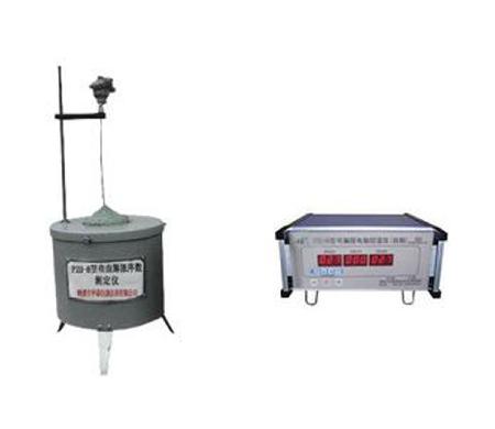 自由膨胀序数测定仪AVPZ-8型