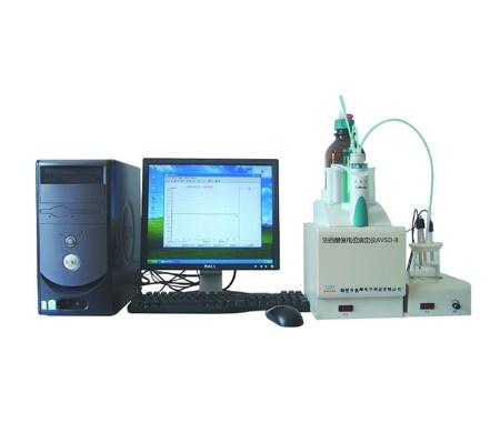 油品酸值电位滴定仪AVSD-8型